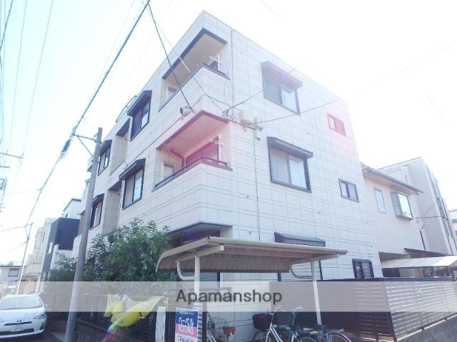 埼玉県さいたま市浦和区、さいたま新都心駅徒歩30分の築24年 3階建の賃貸マンション
