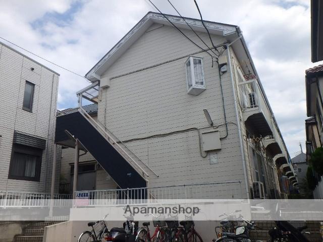 埼玉県さいたま市中央区、与野本町駅徒歩18分の築29年 2階建の賃貸アパート