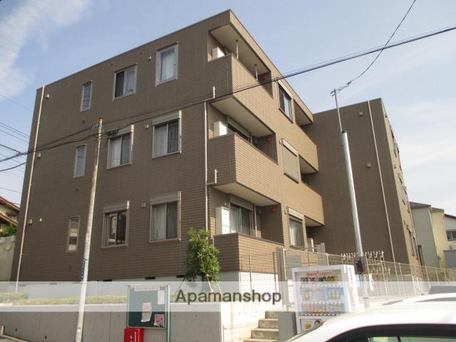 埼玉県さいたま市中央区、南与野駅徒歩10分の築3年 3階建の賃貸マンション