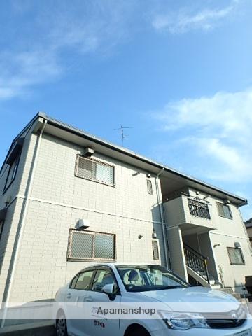 埼玉県さいたま市浦和区、浦和駅徒歩27分の築26年 2階建の賃貸アパート