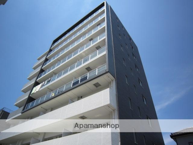 埼玉県さいたま市大宮区、大宮駅徒歩13分の築8年 9階建の賃貸マンション