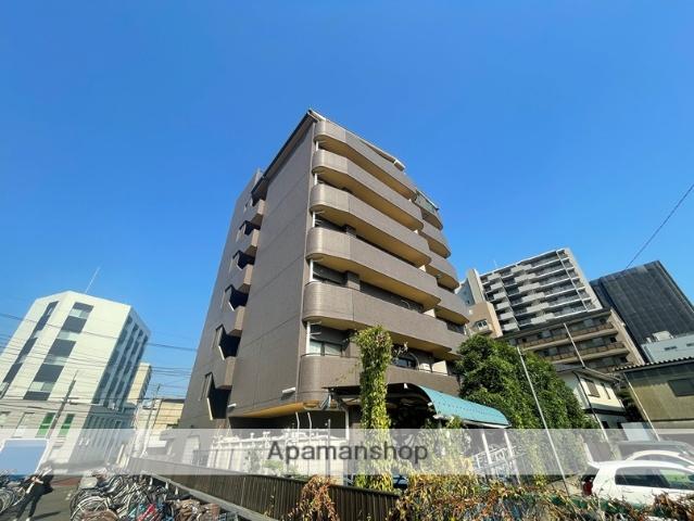 埼玉県さいたま市浦和区、北与野駅徒歩18分の築24年 7階建の賃貸マンション