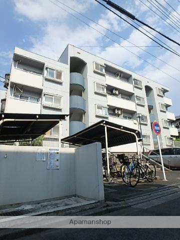 埼玉県さいたま市中央区、南与野駅徒歩18分の築28年 4階建の賃貸マンション