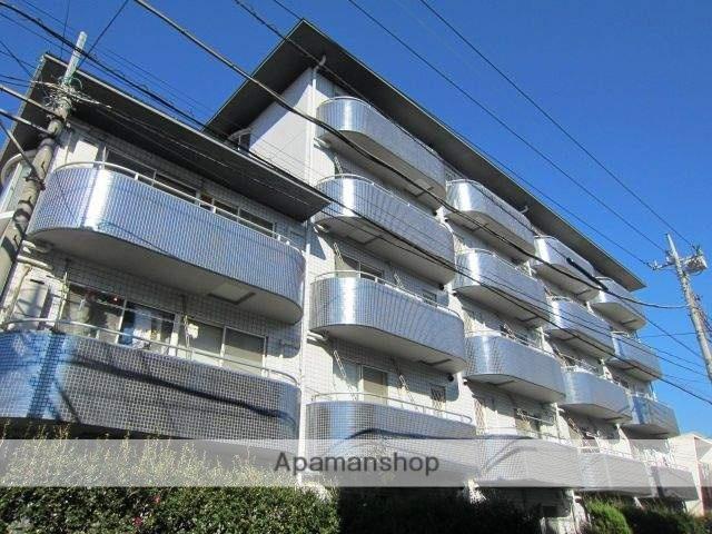 埼玉県さいたま市中央区、さいたま新都心駅徒歩19分の築26年 5階建の賃貸マンション