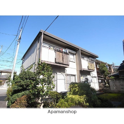 埼玉県さいたま市中央区、南与野駅徒歩23分の築30年 2階建の賃貸アパート