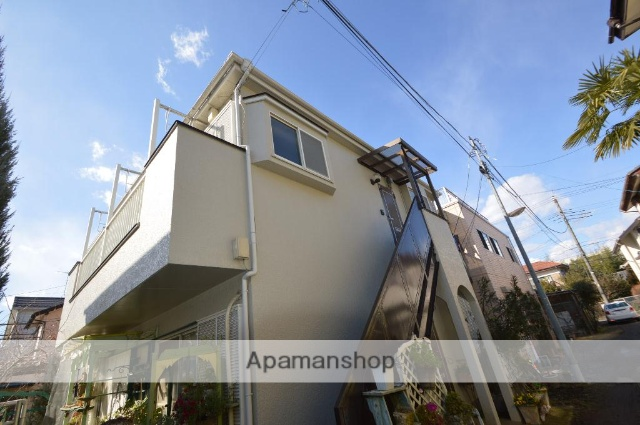埼玉県さいたま市中央区、北与野駅徒歩12分の築28年 2階建の賃貸アパート