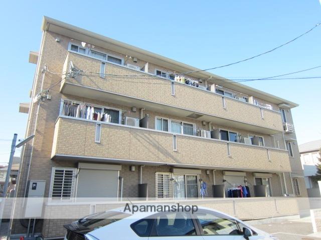 埼玉県さいたま市中央区、南与野駅徒歩25分の築9年 3階建の賃貸マンション