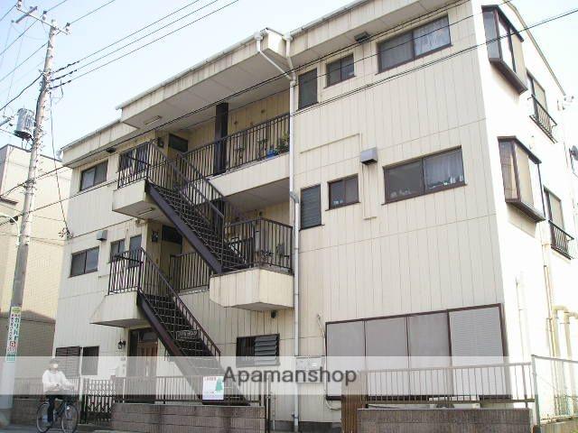 埼玉県さいたま市中央区、与野本町駅徒歩18分の築28年 3階建の賃貸マンション
