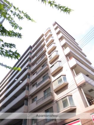 埼玉県さいたま市浦和区、与野駅徒歩1分の築17年 9階建の賃貸マンション