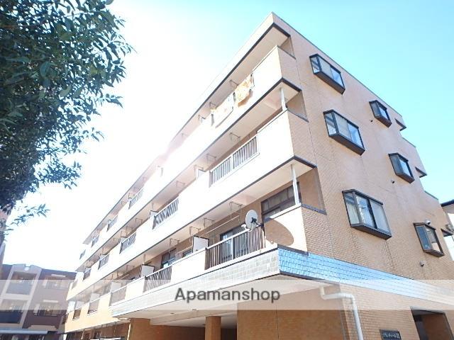 埼玉県さいたま市中央区、南与野駅徒歩20分の築29年 4階建の賃貸マンション