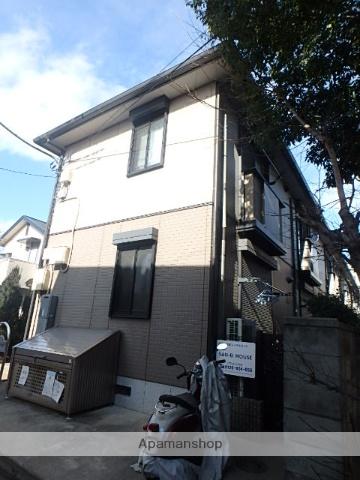 埼玉県さいたま市浦和区、北与野駅徒歩16分の築14年 2階建の賃貸アパート