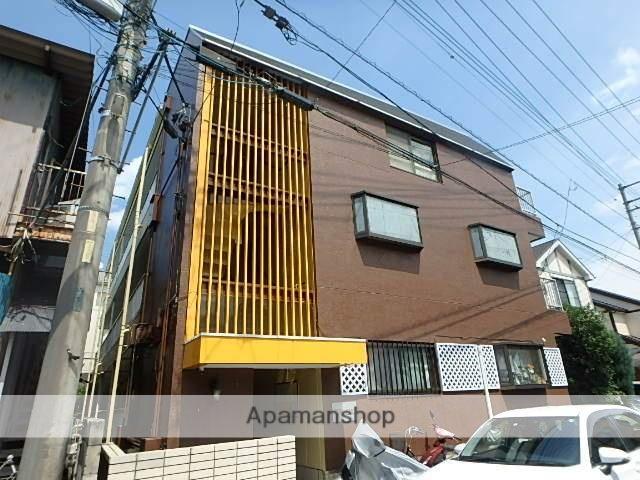 埼玉県さいたま市桜区、与野本町駅徒歩18分の築30年 3階建の賃貸マンション