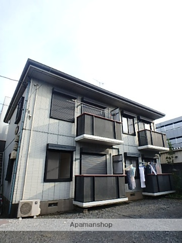 埼玉県さいたま市中央区、南与野駅徒歩18分の築21年 2階建の賃貸アパート