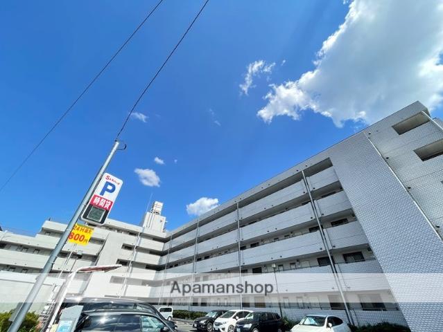 埼玉県さいたま市中央区、与野本町駅徒歩10分の築29年 5階建の賃貸マンション