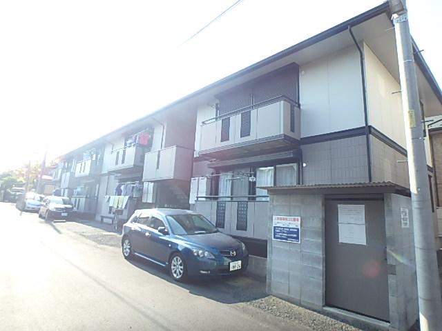 埼玉県さいたま市中央区、与野本町駅徒歩10分の築21年 2階建の賃貸アパート