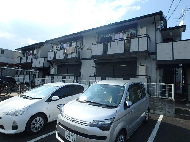 埼玉県さいたま市中央区、与野本町駅徒歩27分の築23年 2階建の賃貸アパート