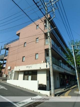 埼玉県さいたま市桜区、南与野駅徒歩10分の築26年 4階建の賃貸マンション