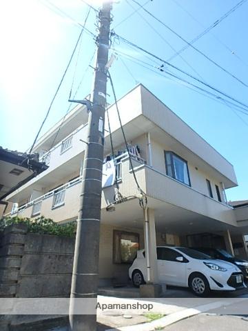 埼玉県さいたま市浦和区、与野駅徒歩9分の築25年 3階建の賃貸マンション