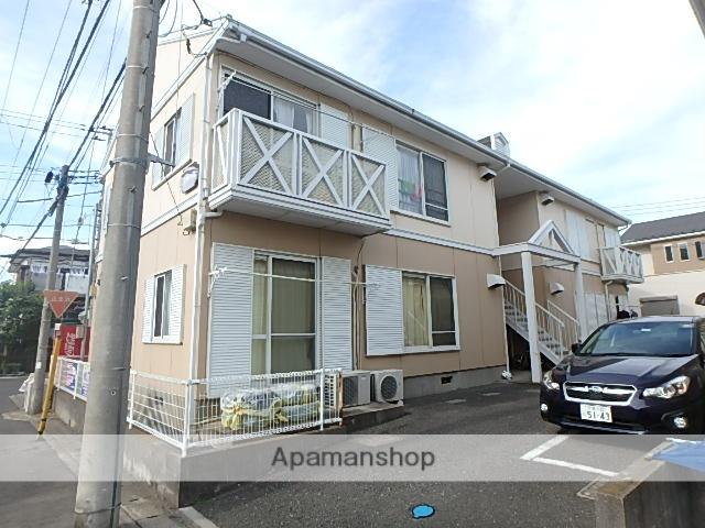 埼玉県さいたま市中央区、与野本町駅徒歩20分の築24年 2階建の賃貸アパート