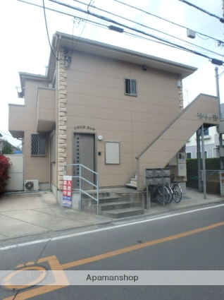 埼玉県さいたま市桜区、南与野駅徒歩19分の築9年 2階建の賃貸アパート