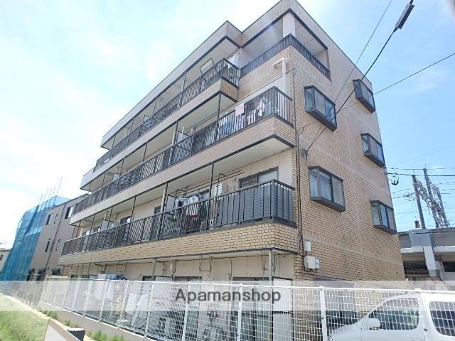 埼玉県さいたま市中央区、与野本町駅徒歩3分の築27年 4階建の賃貸マンション