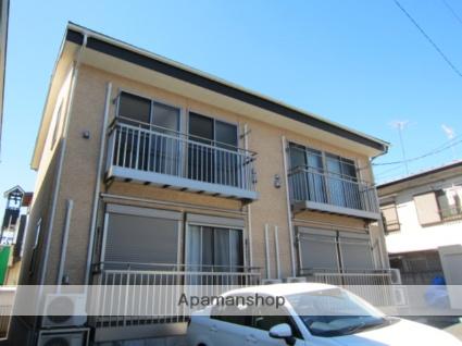 埼玉県さいたま市中央区、南与野駅徒歩22分の築8年 2階建の賃貸アパート
