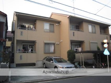 埼玉県さいたま市中央区、与野本町駅徒歩6分の築11年 2階建の賃貸アパート