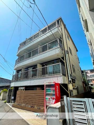 埼玉県さいたま市浦和区、与野本町駅徒歩20分の築3年 4階建の賃貸マンション