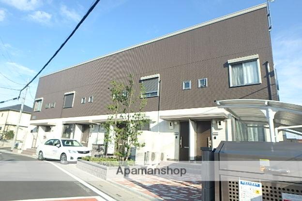埼玉県さいたま市中央区、さいたま新都心駅バス9分日枝神社停下車後徒歩2分の築2年 2階建の賃貸アパート