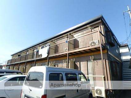 埼玉県さいたま市桜区、南与野駅バス13分浦和北高校下車後徒歩5分の築36年 2階建の賃貸アパート