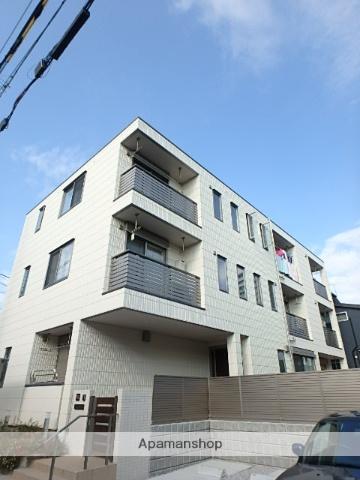 埼玉県さいたま市中央区、与野本町駅徒歩14分の築1年 3階建の賃貸マンション