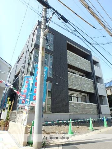 埼玉県さいたま市中央区、与野本町駅徒歩10分の新築 3階建の賃貸マンション