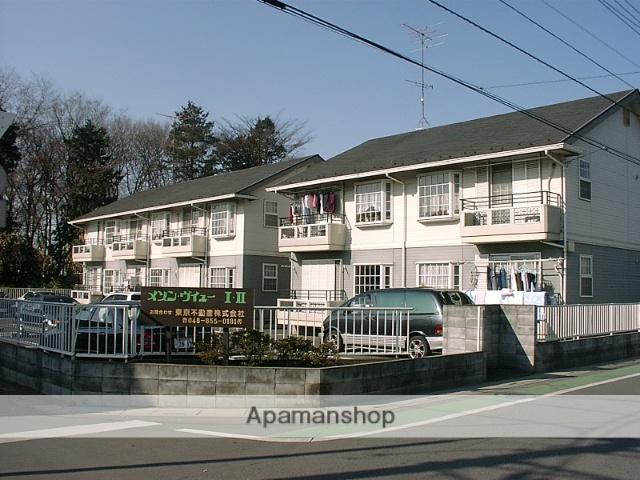埼玉県さいたま市中央区、与野本町駅西武バスバス10分浅間神社下車後徒歩2分の築24年 2階建の賃貸アパート