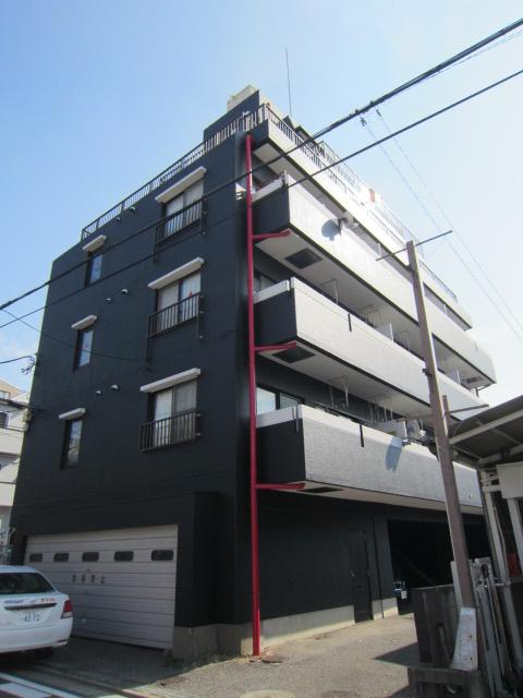 埼玉県さいたま市中央区、与野本町駅徒歩11分の築32年 6階建の賃貸マンション