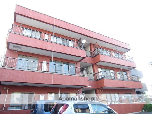 埼玉県さいたま市中央区、与野本町駅徒歩8分の築26年 3階建の賃貸マンション