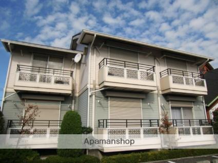 埼玉県さいたま市中央区、与野本町駅徒歩5分の築22年 2階建の賃貸アパート