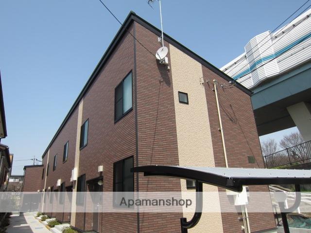 埼玉県さいたま市中央区、南与野駅徒歩30分の築4年 2階建の賃貸アパート