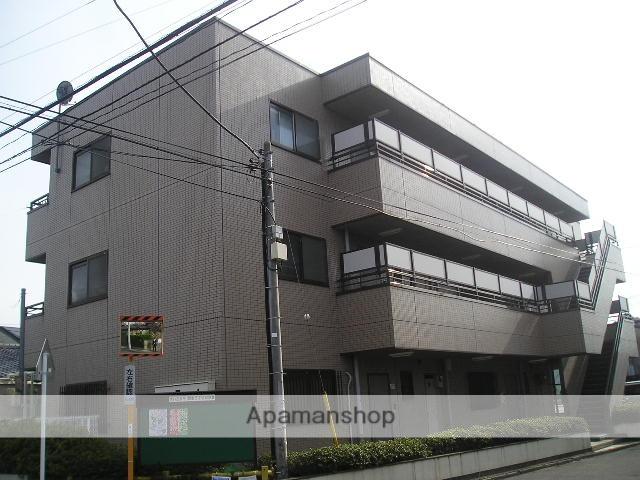 埼玉県さいたま市浦和区、与野駅徒歩29分の築28年 3階建の賃貸マンション