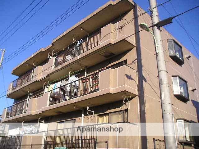 埼玉県さいたま市緑区、東浦和駅徒歩54分の築24年 3階建の賃貸マンション
