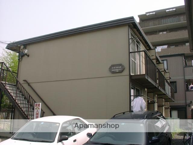 埼玉県さいたま市中央区、与野本町駅徒歩15分の築30年 2階建の賃貸アパート