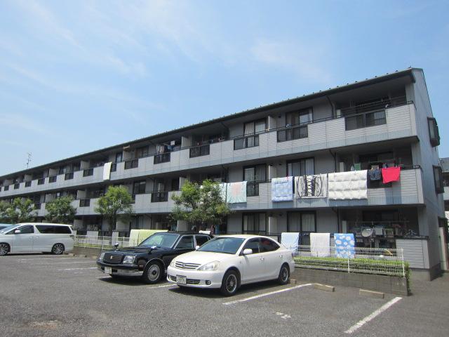 埼玉県さいたま市桜区、与野本町駅徒歩24分の築22年 3階建の賃貸アパート