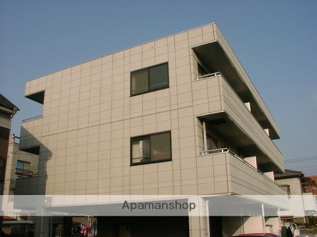 埼玉県さいたま市中央区、南与野駅徒歩8分の築21年 3階建の賃貸マンション