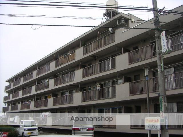 埼玉県さいたま市中央区、南与野駅徒歩15分の築38年 4階建の賃貸マンション