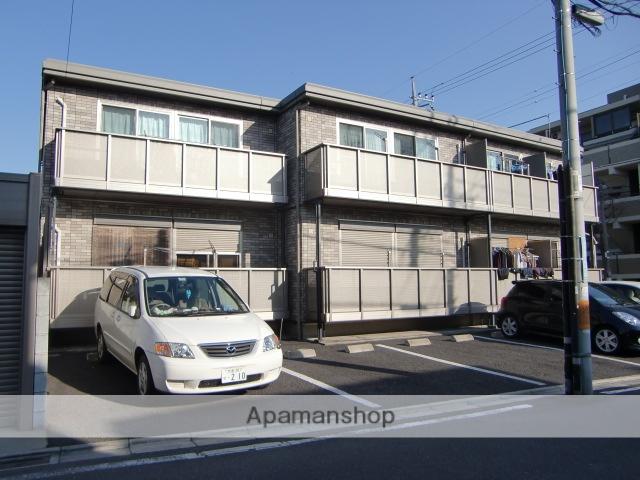 埼玉県さいたま市浦和区、与野駅徒歩20分の築21年 2階建の賃貸アパート