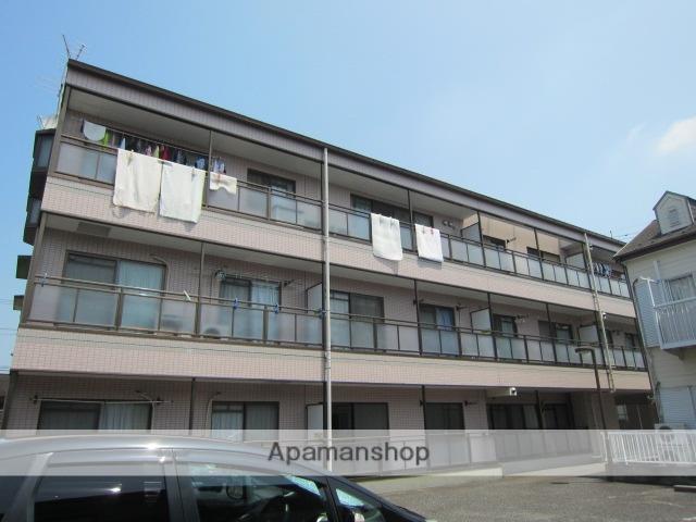 埼玉県さいたま市浦和区、さいたま新都心駅徒歩17分の築25年 3階建の賃貸マンション