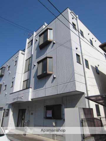 埼玉県さいたま市浦和区、北与野駅徒歩18分の築29年 3階建の賃貸マンション