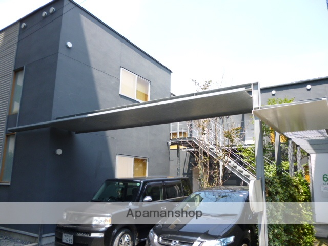 埼玉県さいたま市中央区、北与野駅徒歩12分の築17年 2階建の賃貸アパート