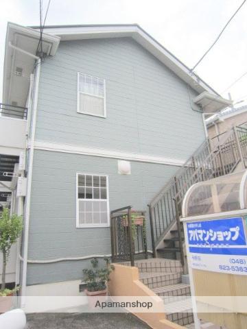 埼玉県さいたま市中央区、与野本町駅徒歩14分の築26年 2階建の賃貸アパート