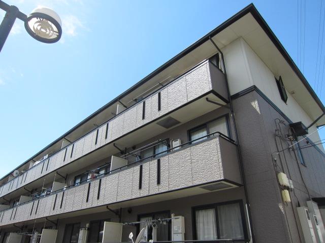 埼玉県さいたま市中央区、与野本町駅徒歩12分の築22年 3階建の賃貸マンション