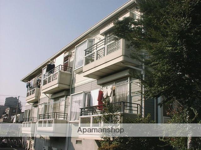 埼玉県さいたま市中央区、南与野駅徒歩13分の築22年 2階建の賃貸アパート